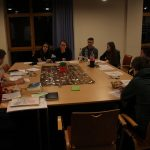 Die erste Planungsrunde des Teamerseminars